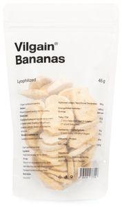 Gefriergetrocknete Bananen