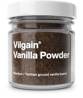 Gemahlene Vanille