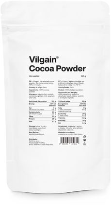Ungerösteter Kakao