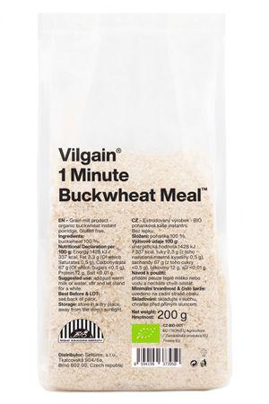 Bio Buchweizen Getreidebrei