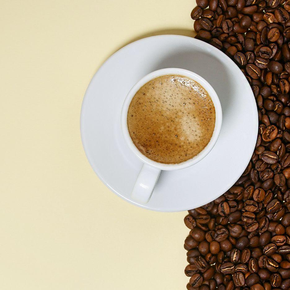 Frischer Röstkaffee
